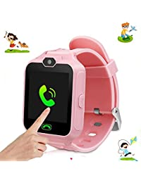 Phone Smart Game Watches for Kids,Kid Smartwatch Camera...