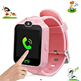 DUIWOIM Phone Smart Game Watches for Kids,Kid Smartwatch Camera Games Touch Screen Cool Toys Watch Gifts for Girls Boys Children