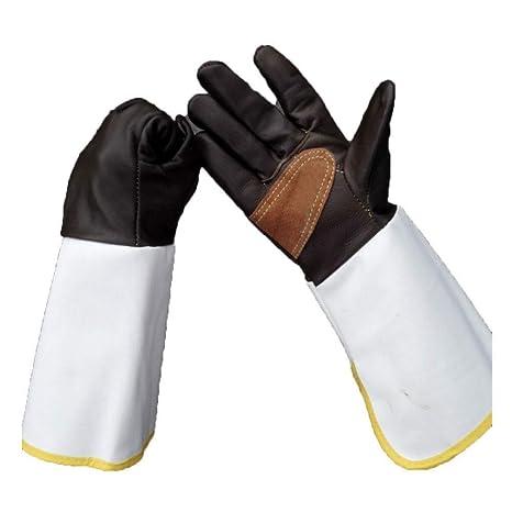 Gardening gloves Soldador De Línea De Fuego, Soldadura, Resistente Al Desgaste, Aislamiento Térmico
