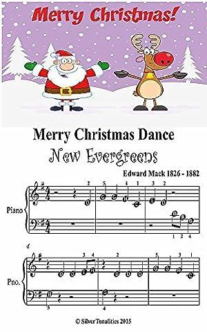 Merry Christmas Dance New Evergreens Beginner Tots Piano Sheet Music (Amazon Digital Sheet Music)