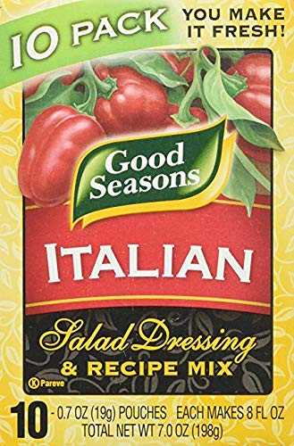 talian Salad Dressing & Recipe Mix 0.7oz,