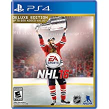 Electronic Arts 73488 NHL 16 Deluxe Edition for Sony PS4