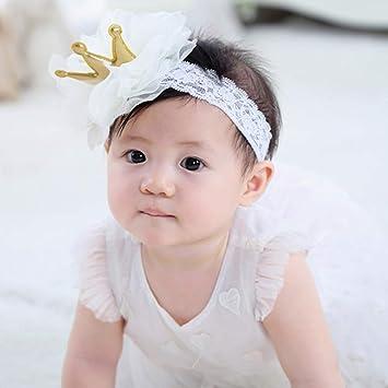 Hair Accessories Baby Accessories Nice Newborn Baby Girl Infant Crown Headband