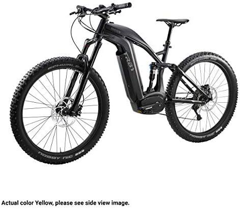 BESV Trb1 20MPH Am l 490 MTB Bicicleta eléctrica, Amarillo, 19