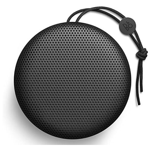 chollos oferta descuentos barato Bang Olufsen BeoPlay A1 Altavoz Bluetooth Portátila con micrófono Negro