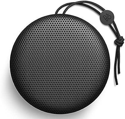 Bang & Olufsen BeoPlay A1 - Altavoz Bluetooth Portátila con micrófono, Negro: Amazon.es: Electrónica