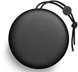 Bang & Olufsen Beoplay A1 Portable Bluetooth Speaker with Microphone - Black