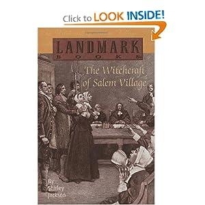 The Witchcraft of Salem Village (Landmark Books) Shirley Jackson