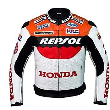 Amazon.com: Honda Repsol Team Textile Jacket (XL,EU56 ...