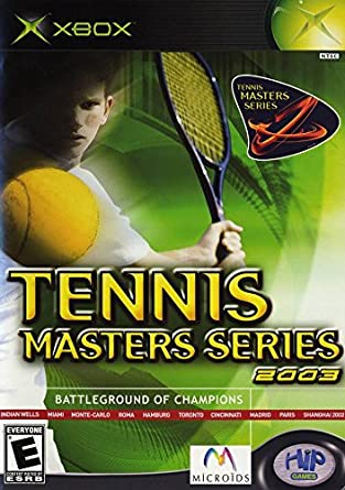 Amazon.com: Tennis Masters Series 2003 - Battle Ground of ...