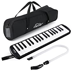 Eastar 37 Key Melodica Instrument with M...