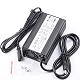 54.6V 2A Electric Scooter Charger Alloy Shell with
