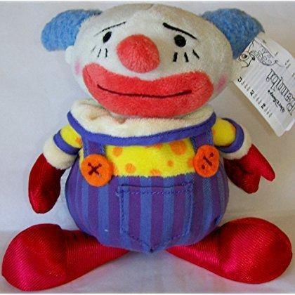 Disney / Pixar's Toy Story 3 Chuckles Mini Bean Bag 9 Inch Tall Plush Clown