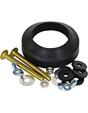 Kissler & Company Inc. 68-7982 Tank to Bowl Kit for Gerber Heavy Duty, Solid Brass