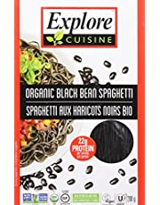 Explore Cuisine Black Bean Spaghetti, 6 Count