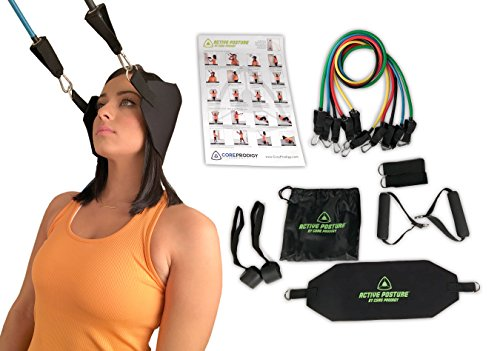 Core Prodigy Active Posture - Neck, Back and Total Body Exercise System (Core Neck)