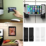 Perfessional Wall Portable Mount Stand Holder For Mobile Phone For Iphone 5S 6S 4 6 6 Plus 5 For Pad 1 2 3 4 5 Air For Tablet-