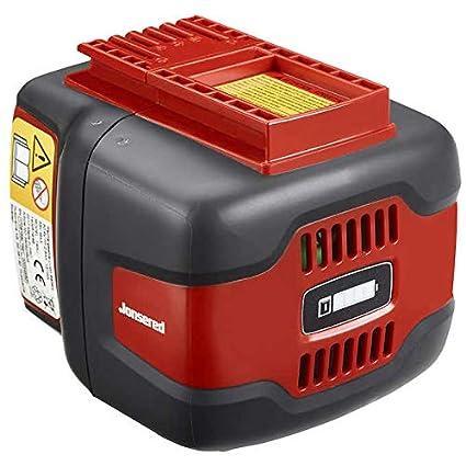 Amazon.com: Jonsered 58V 2.6 AH Li-Ion Battery: Jardín y ...