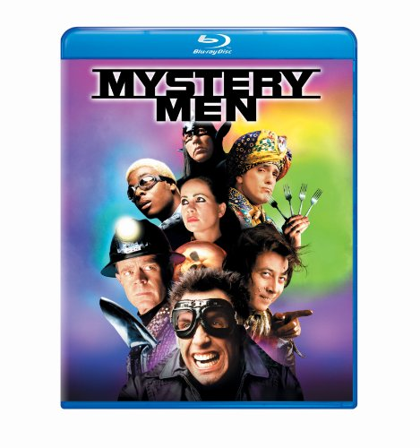 Blu-ray : Mystery Men (, Widescreen)