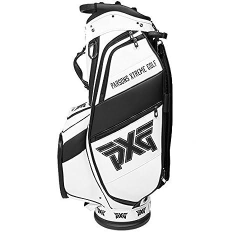 pxg Golf bolsa de Golf, color blanco/negro: Amazon.es ...
