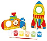 SPACE VOYAGE SET.(MANUALIDADES)