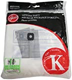 Hoover/TTI FLOOR CARE 4010100K 3 Pack, Style K Allergen...