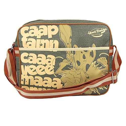 Capitano Cavernicolo - Caaptainn Caaaveeemaaaannn! Borsa Sportiva