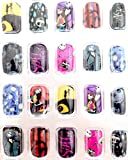 Nightmare Before Christmas Set of 20 Press On Nails