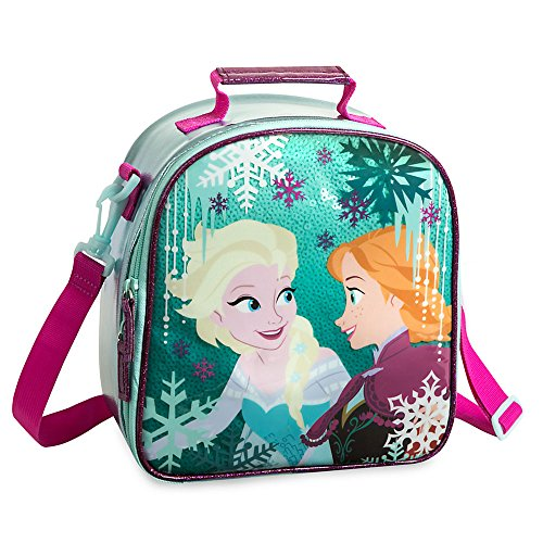 Disney Frozen Lunch Tote Blue