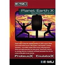 E-MU Planet Earth X for Proteus X/Emulator X