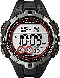 Timex Marathon Sport T5K4239J Red and Black Digital Watch