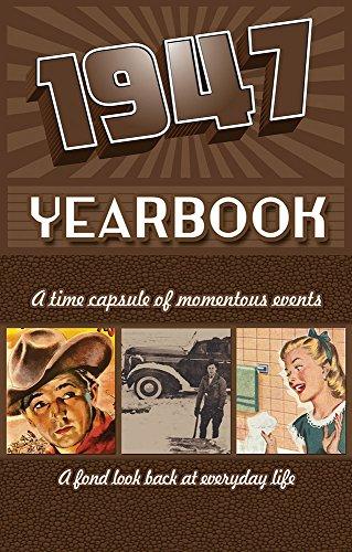 Seek Publishing 1947 Yearbook KardLet (YB1947)