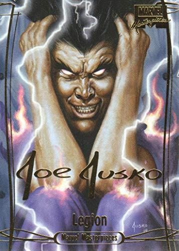 (2016 Marvel Masterpieces Gold Foil Signature Series #13 Legion)