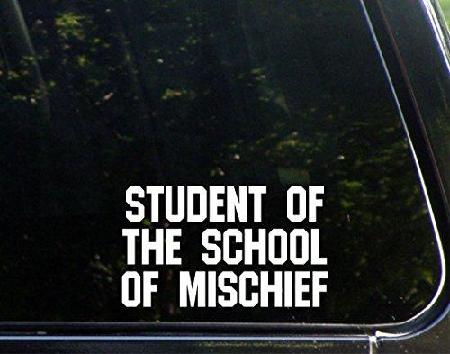 Vinyl Productions Student of The School of Mischief - 6-1/4