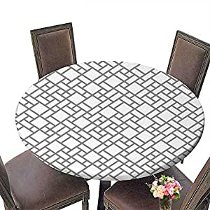 Amazon Com Round Table Cloth For Foot Table In Washable