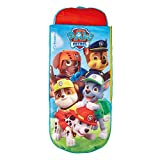 Readybed Paw Patrol Junior Inflatable Kids Air Bed Sleeping Bag in One