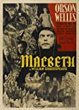 Macbeth Poster Movie E (11 x 17 Inches - 28cm x 44cm) Maurice Evans Judith Anderson Michael Hordern Ian Bannen