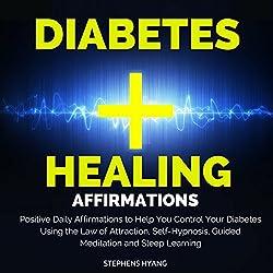 Diabetes Healing Affirmations