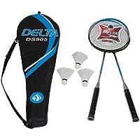 Delta Ds 905 Badminton Raketi, Unisex, Çok Renkli, Tek Beden