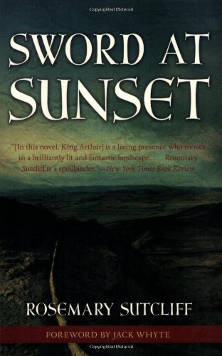 Book cover for Sword at Sunset