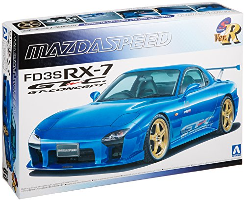 (1/24 Mazda FD3S RX-7 A-Spec Type GT-C)