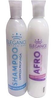 Cirugia Capilar Elegance Afro 400 Ml