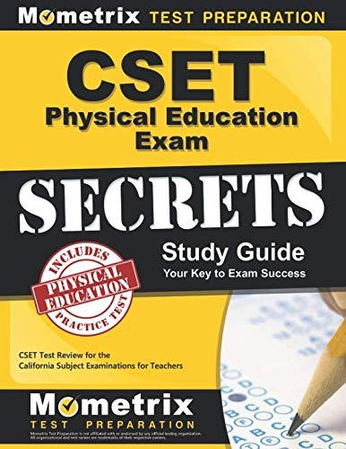 Top cset physical education test prep