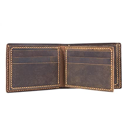 Magideal Diy Leather Wallet Kit For Making Leather Short