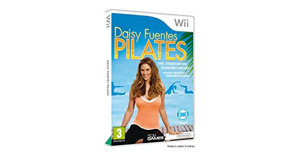 Import Anglais]Daisy Fuentes Pilates Game Wii: Amazon.es ...