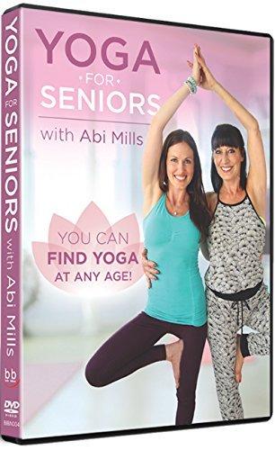 Abi Mills - Yoga For Seniors DVD