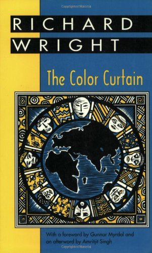 Books : The Color Curtain: A Report on the Bandung Conference (Banner Books)