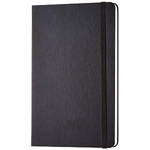 AmazonBasics - Cuaderno clásico (grande, en blanco)