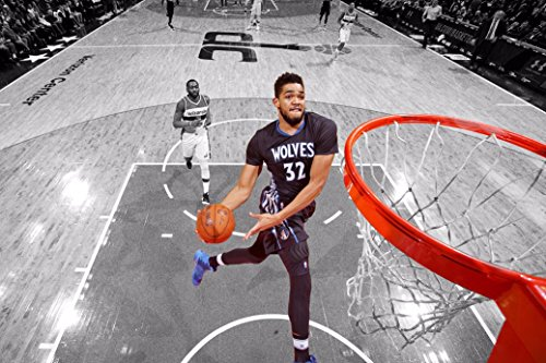 Karl Anthony Towns basketball star GIANT ART PRINT POSTER OZ169 36x24