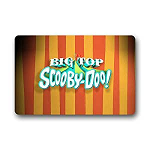 "PengPeng Scooby Doo Cartoon Design Horse Welcome Doormat Size 18""(L) x30""(W)"
